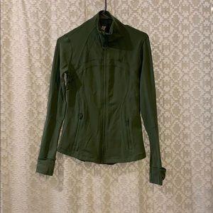 Lululemon Green Define Jacket size 8
